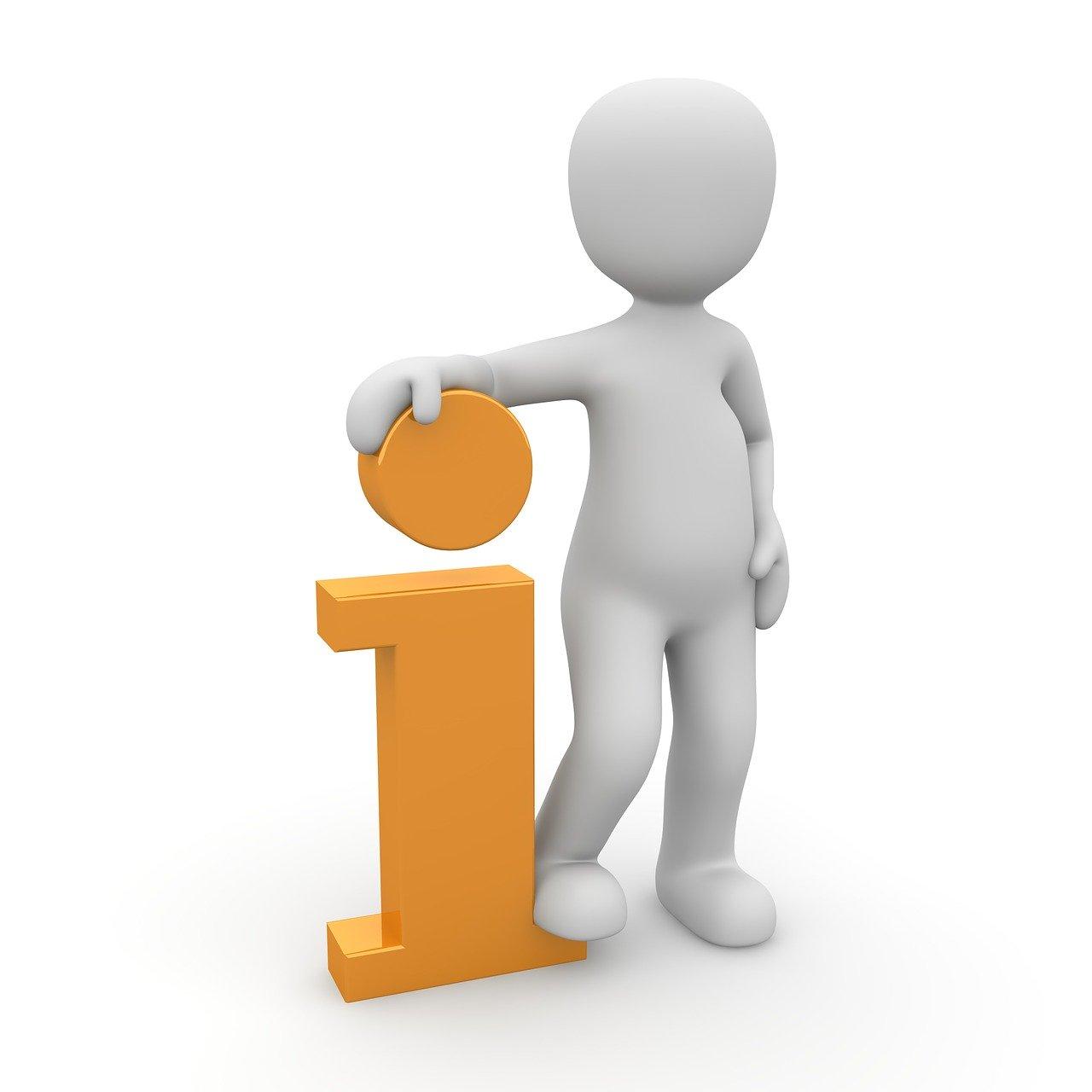 help, information, problem solution
