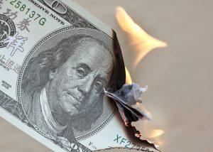 dolari devalorizare