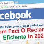Reclame Facebook